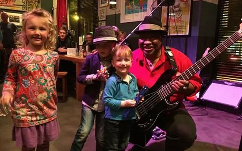 Live Music For The Next Generation